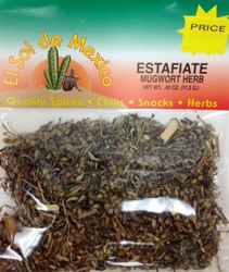Estafiate Mugwort Herb by El Sol de Mexico