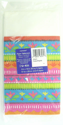 Fiesta Brights Paper Table Cover