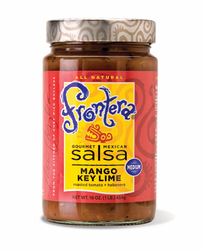 Frontera Mango Key Lime Salsa with Roasted Tomato and Habanero
