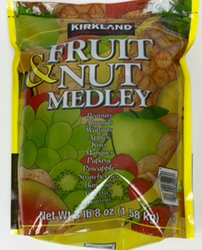 Fruit and Nut Medley by Kirkland Signature