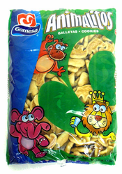 Gamesa Animalitos Cookies