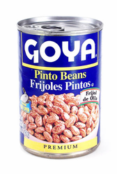 Goya Pinto Beans - Frijoles Pintos (Pack of 3)