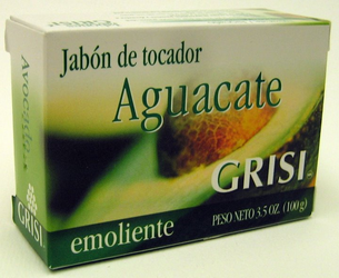 GRISI Aguacate - Avocado Bar Soap