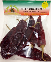 Guajillo Dried Chile Pepper by El Sol de Mexico