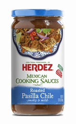 Herdez Pasilla Chile Mexican Cooking Sauce