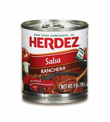 Herdez Salsa Ranchera (Pack of 3)