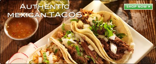 Make authentic Mexican food at home with nationwide shipping..