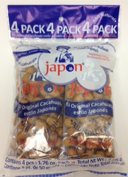 Japon Japanese Style peanuts (Pack of 4)