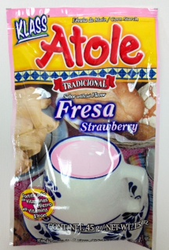 Klass Atole Fresa - Strawberry (Pack of 3)