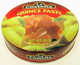 La Costena Ate de Membrillo - Quince Fruit Paste