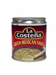 La Costena Salsa Verde Green Mexican Sauce (Pack of 3)