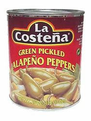La Costena Whole Jalapeno Peppers