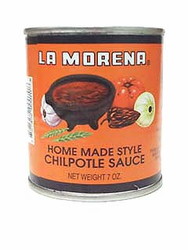 La Morena Homemade Style Chipotle Sauce (Pack of 3)