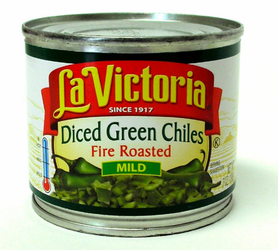 La Victoria Diced Green Chiles