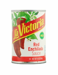 La Victoria Red Traditional - Enchilada Sauce -  Mild (Pack of 3)