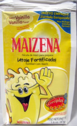 Maizena Vanilla Mix - Atole Fortificado (Pack of 3)