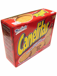 Marinela Canelitas - Cinnamon Cookies - 8 Packs