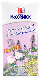 McCormick Tea Complete Balance Herbal Infusion (1.32 Oz.)