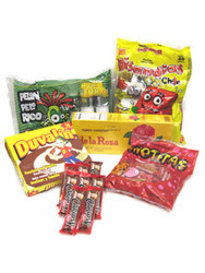 Mexican Candy Gift Pack