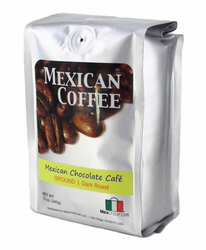 Mexican Chocolate Café - Ground Mexico Coffee with Chocolate