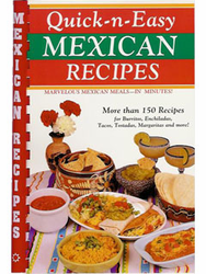Mexican Recipes - Quick-n-Easy Mexican Recipes by Susan Bollin
