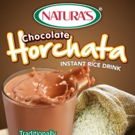 Natura's Chocolate Horchata Instant Rice Drink