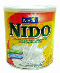 Nido Instant Whole Powder Milk by Nestle