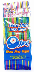 Obleas Wheat Flour Wafers