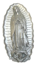 Our Lady of Guadalupe Plaque