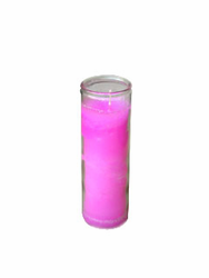 Pink Candle (Pack of 6)
