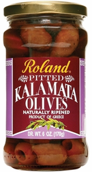 Pitted Kalamata Olives by Roland