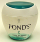 "Pond's Cream Green ""C"""