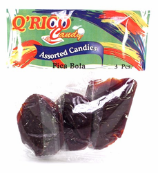 Que Rico Candy Pica Bola (Pack of 10)