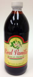 Real Vanilla Pure Vanilla Extract – 100% Natural