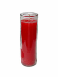 Red Candle (Pack of 6)