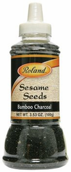 Roland Bamboo Smoked Sesame Seeds