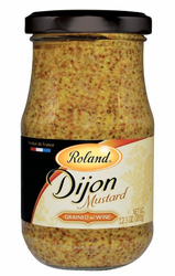 Roland Fancy Grained Mustard with White Wine