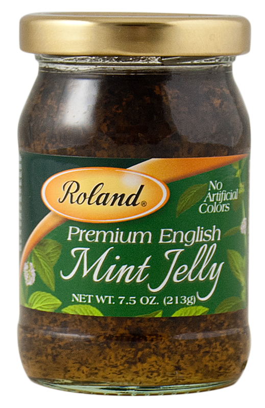 Picture of Roland Premium English Mint Jelly 7.5 oz - Item No. 13633