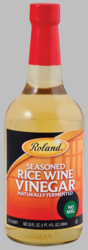 Roland Seasoned Rice Wine Vinegar with No MSG