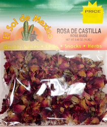 Rosa de Castilla Rose Buds by El Sol de Mexico