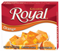 Royal: Fresca-Orange Gelatin (Pack of 3)