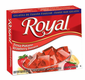 Royal: Fresca-Strawberry Banana Gelatin (2.8 oz)