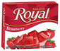 Royal: Fresca-Strawberry Gelatin (2.8 oz)