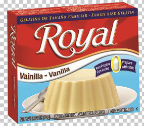 Royal: Fresca-Vanilla Gelatin with milk (Pack of 3)