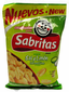 Sabritas Salt and Lime Peanuts (Sal y Limon) (Pack of 3)