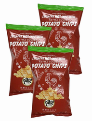Sriracha Hot Chili Sauce Kettle Cooked Potato Chips