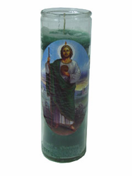 St Jude Thaddeus - San Judas Tadeo 7 Day Candle (Pack of 6)