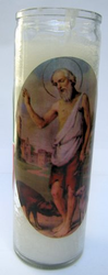 St. Lazarus - San Lazaro Candle (Pack of 6)