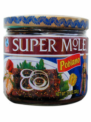 Super Mole Poblano Ready to Serve Mole Sauce
