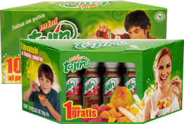 Tajin Fruit & Snack Seasoning Mini (10g each)